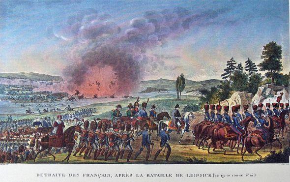 Napoleon.Leipzig